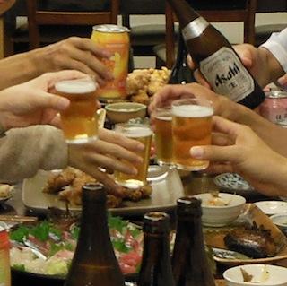 お祝いや貸切パーティーの開催も!イメージ